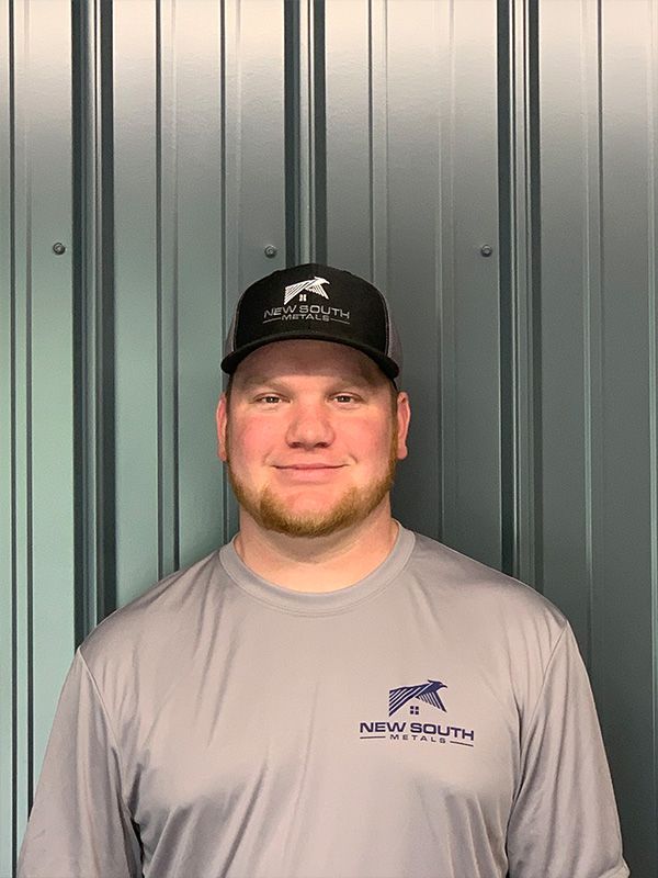 New South Metals Professional Staff - Mason Kendall