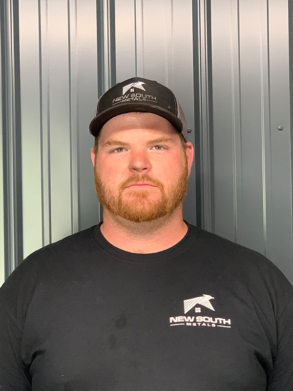 New South Metals Professional Staff - Tommy Martin