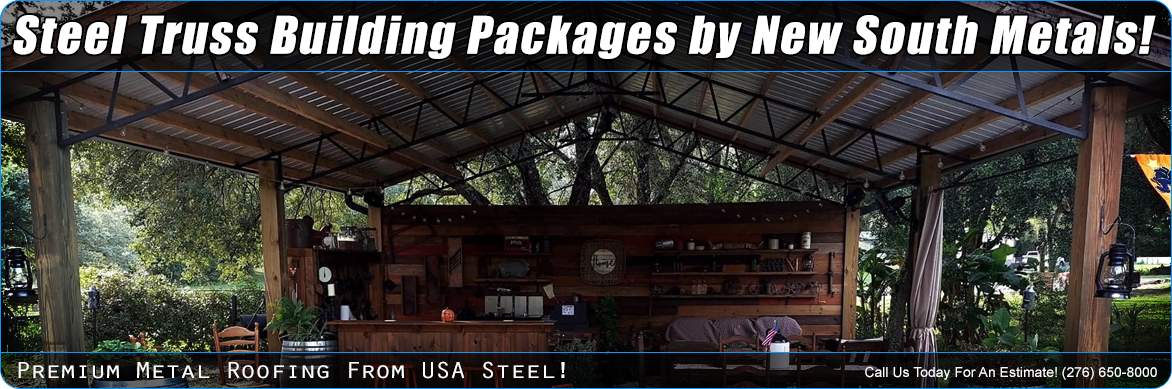 New South Metals Steel Truss Packages